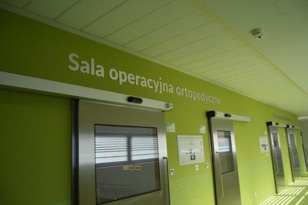 Otwarcie bloku operacyjnego w sosnowieckim szpitalu - fot. MZ