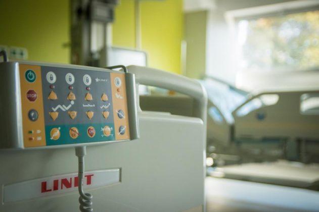Otwarcie bloku operacyjnego w sosnowieckim szpitalu - fot. UM Sosnowiec