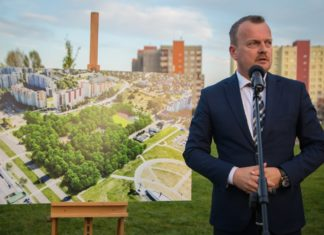 W sosnowieckiej dzielnicy Zagórze powstanie nowy park – fot. UM Sosnowiec