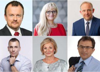 Kandydaci na urząd prezydenta Sosnowca - fot. Arch. TZ