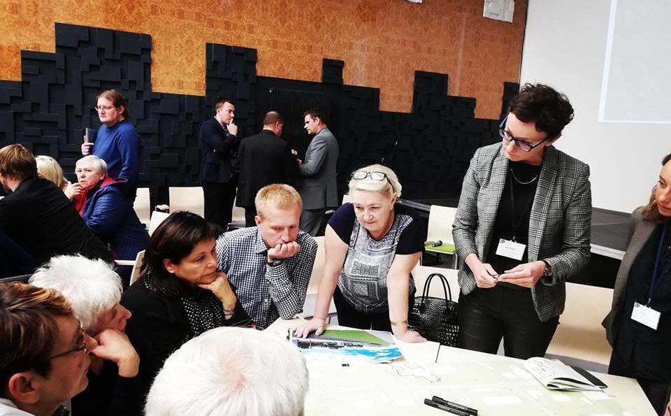 Konsultacje społeczne – fot. UM Dąbrowa Górnicza
