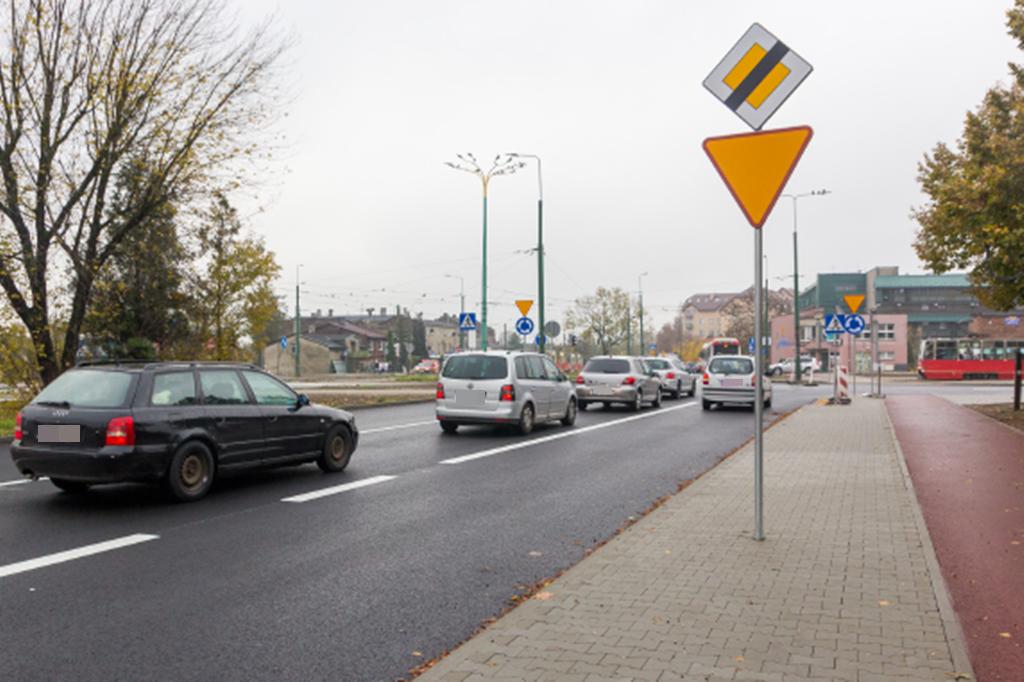 Rondo Dańdówka - fot. UM Sosnowiec