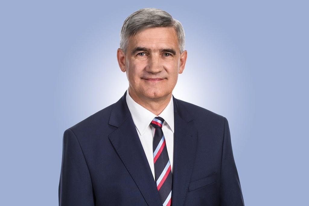 Zbigniew Szaleniec – fot. UM Czeladź