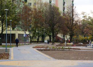 Modernizacja osiedla – fot. Dariusz Nowak