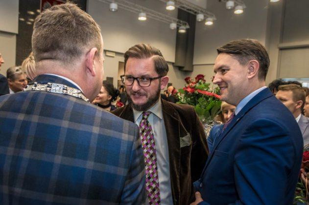 Sesja Rady Miejskiej w Sosnowcu – fot. Maciej Łydek/UM Sosnowiec