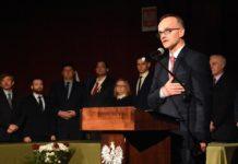 Inauguracyjna sesja Rady Miejskiej w Sławkowie - fot. UM Sławków
