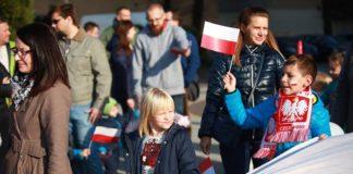 Obchody 11 listopada w Sosnowcu - fot. UM Sosnowiec