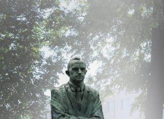 Rzeźba Aleksego Bienia - fot. UM Sosnowiec
