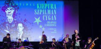 "Festiwal ""Kiepura, Szpilman, Cygan – chłopaki z Sosnowca"" – fot. Maciej Łydek/UM Sosnowiec"