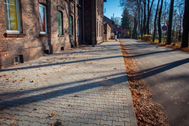 Wymiana sieci wodociągowej, sanitarnej i deszczowej w Maczkach – fot. UM Sosnowiec