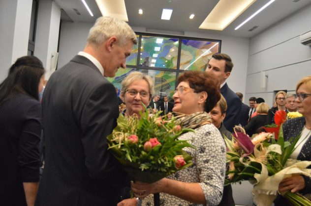 Inauguracyjna sesja Rady Miejskiej w Czeladzi – fot. MZ