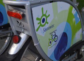 Rowery w Sosnowcu - fot. MZ