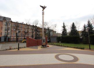 Pomnik przy sosnowieckiej katedrze ma upamiętniać funkcjonariuszy - for. AR