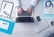 Komputer, lekarz - fot. Pixabay