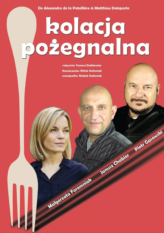 Kolacja pożegnalna - fot. mat. pras.