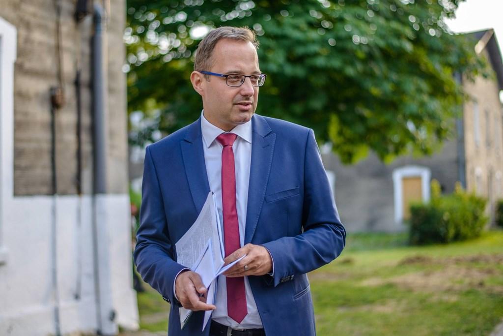 Łukasz Konarski prezydentem Zawiercia - fot. mat. pras.