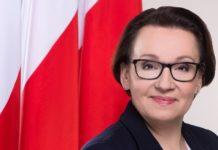 Anna Zalewska - fot. gov.pl