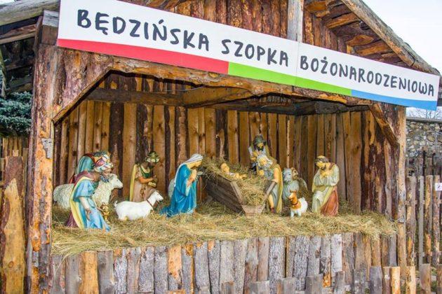 Będzińska Szopka Bożonarodzeniowa - fot. UM Będzin