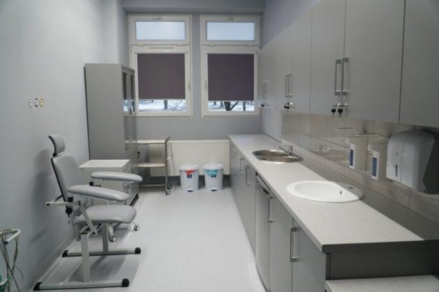 Otwarcie nowego oddziału urologii i onkologii urologicznej w jaworznickim szpitalu – fot. UM Jaworzno