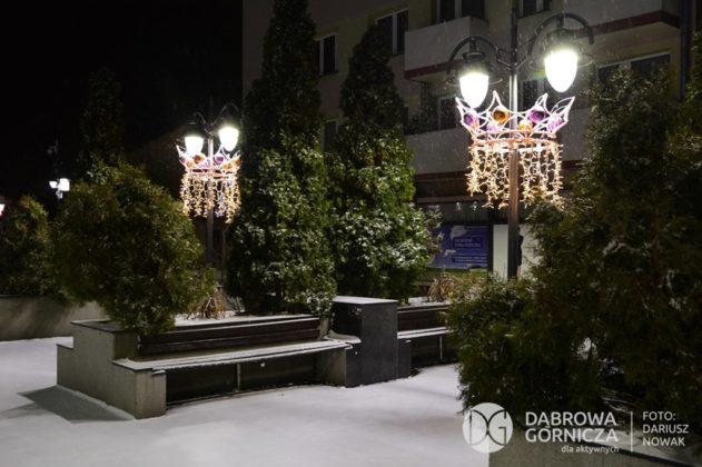 Ozdoby świąteczne w Dąbrowie Górniczej - fot. Dariusz Nowak (nddg)