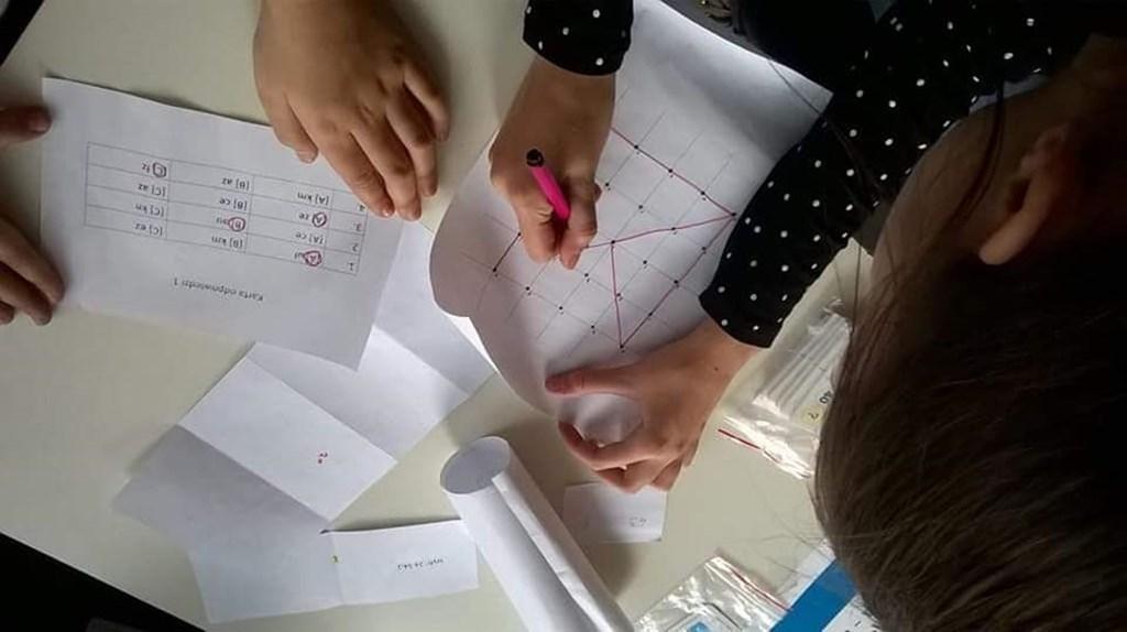 Pokój matematycznych zagadek - fot. mat. pras.