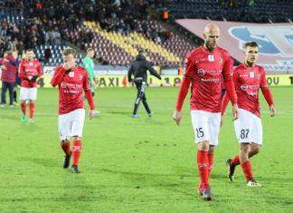 Pogoń Szczecin – Zagłębie Sosnowiec 1:0 – fot. zaglebie.eu