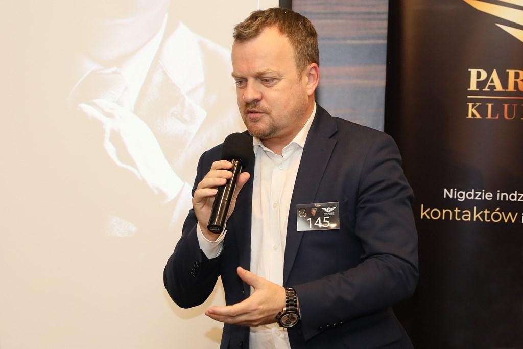 Śniadanie Biznesowe Zagłębiowskiego Klubu Biznesu – fot. Marek Rybicki