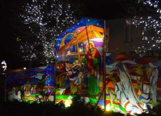 Ozdoby świąteczne w Czeladzi – fot. MZ