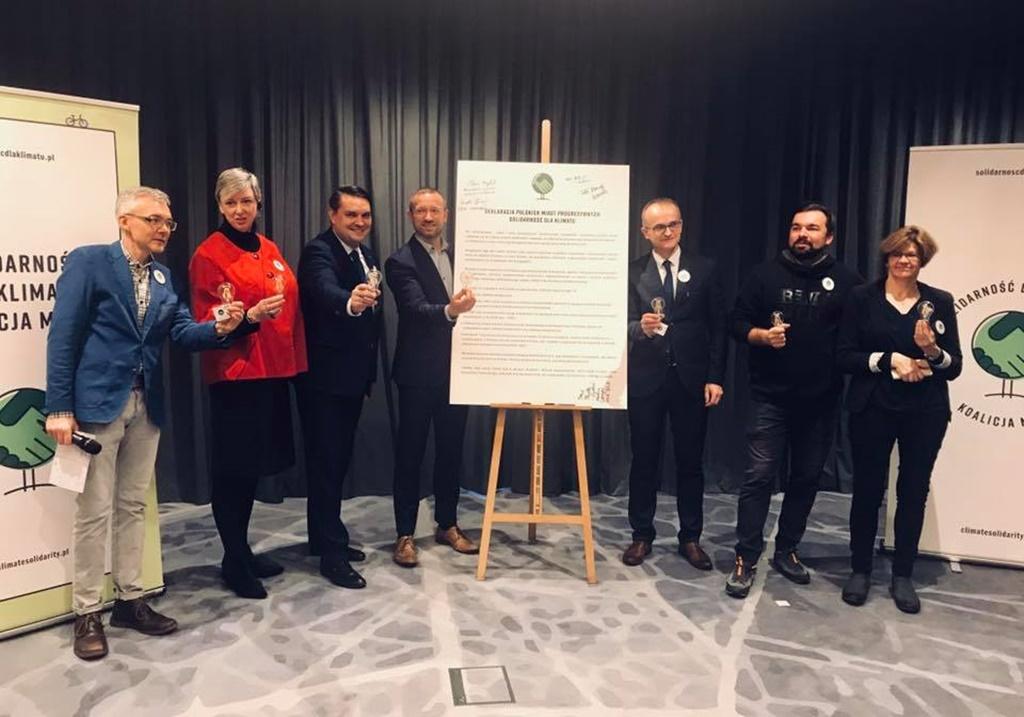 Samorządowcy podpisali deklarację