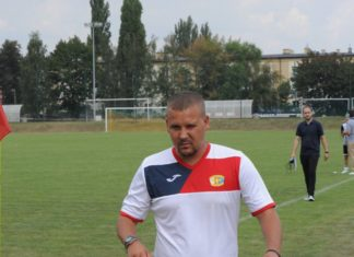 Grzegorz Majewski - fot. Facebook/Czarni Sosnowiec