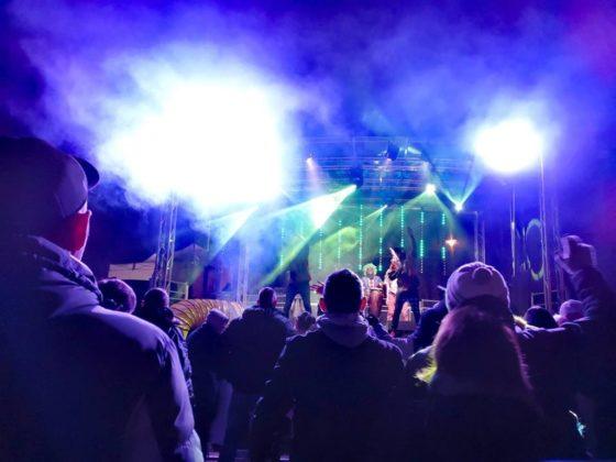 Sylwester 2018 w Będzinie - fot. UM Będzin