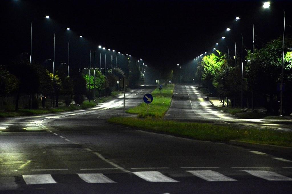 Naprawią Uliczne Oświetlenie Na Koszt Wykonawcy Twoje