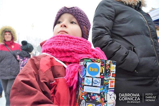 WOŚP 2019 w Dąbrowie Górniczej - fot. Dariusz Nowak