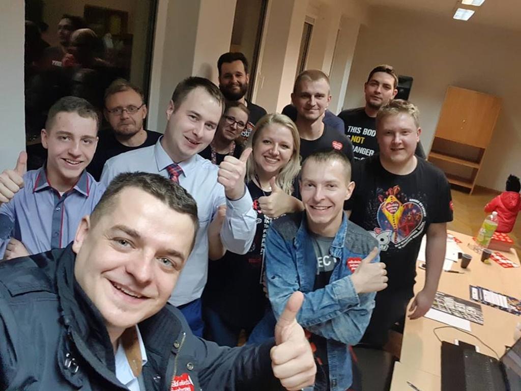 WOŚP 2019 w Wojkowicach - fot. arch. priv.