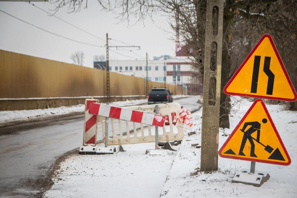 Ruszają prace na Staszica - fot. UM Sosnowiec