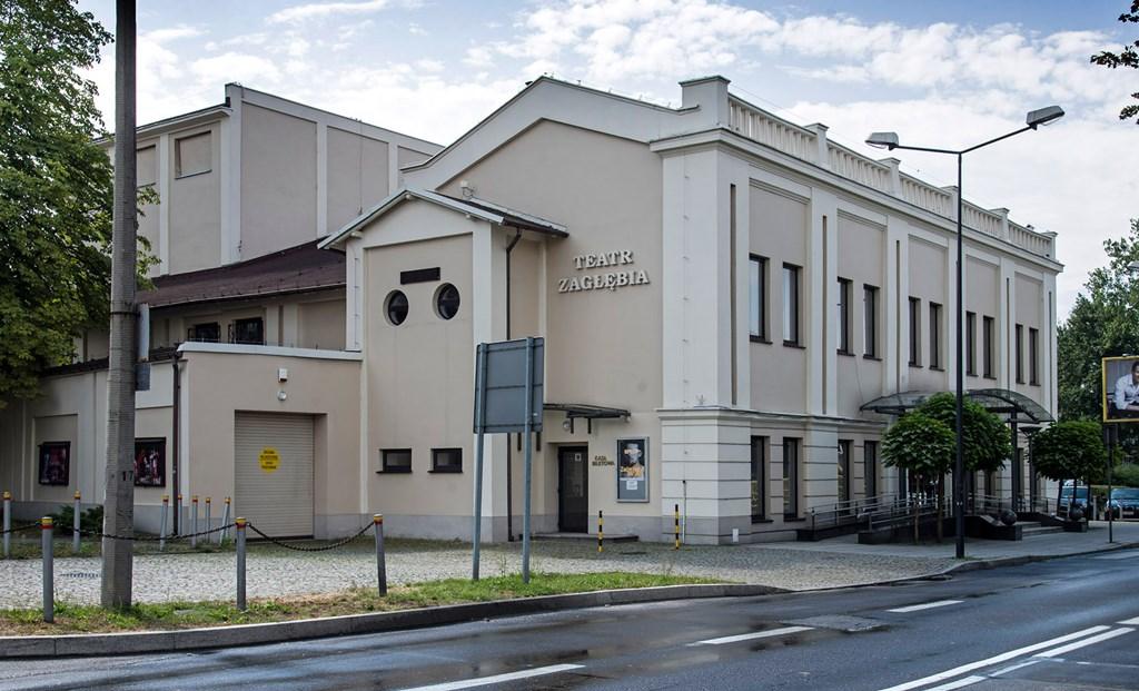 Teatr Zagłębia w Sosnowcu - fot. Maciej Stobierski