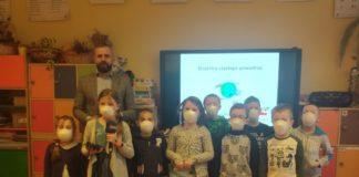 Warsztaty antysmogowe dla dzieci - fot. MC