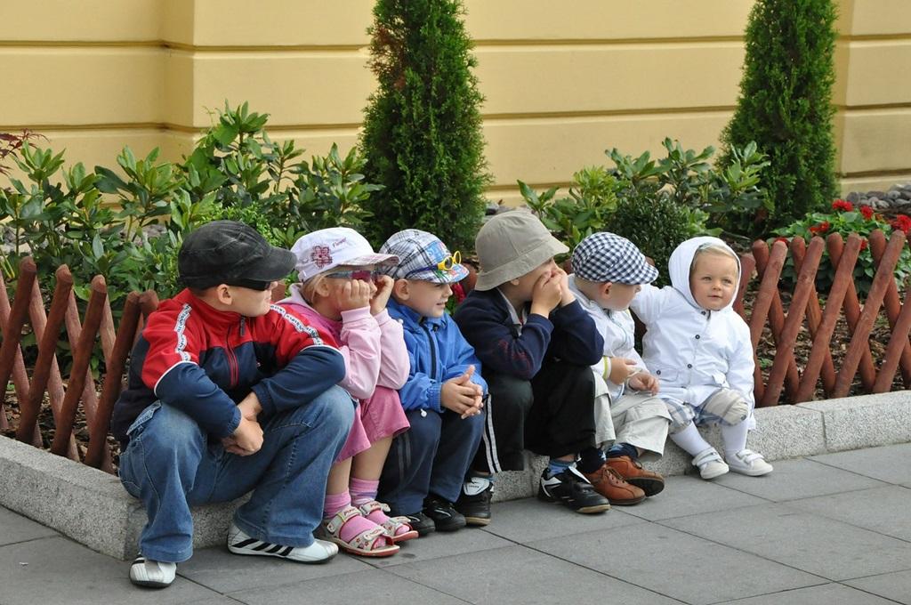 Dzieci - fot. Pixabay