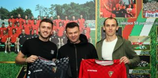 Lukas Gressak i Martin Toth nowymi piłkarzami Zagłębia Sosnowiec – fot. zaglebie.eu