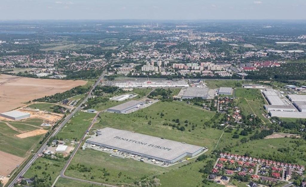 Panattoni Park Czeladź - fot. mat. pras.
