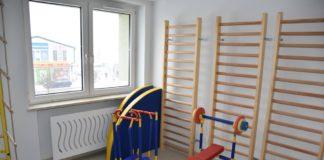 Przebudowa Przedszkola Specjalnego w SOSW w Będzinie - fot. Powiat Będziński