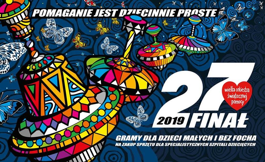 WOŚP 2019 - fot. mat. pras.
