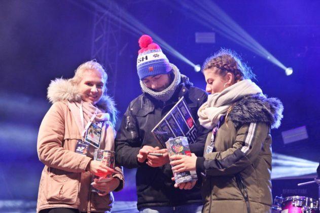 WOŚP 2019 w Sosnowcu – fot. Paweł Leśniak/UM Sosnowiec