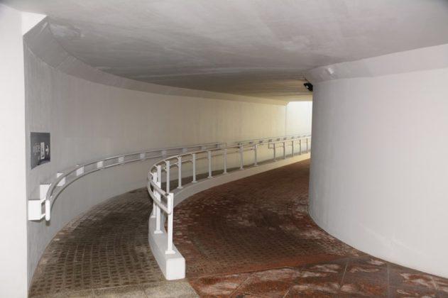 Otwarcie tunelu pod torami w Dąbrowie Górniczej-Ząbkowicach - fot. Dariusz Nowak
