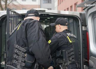 Policja – fot. Policja Będzin