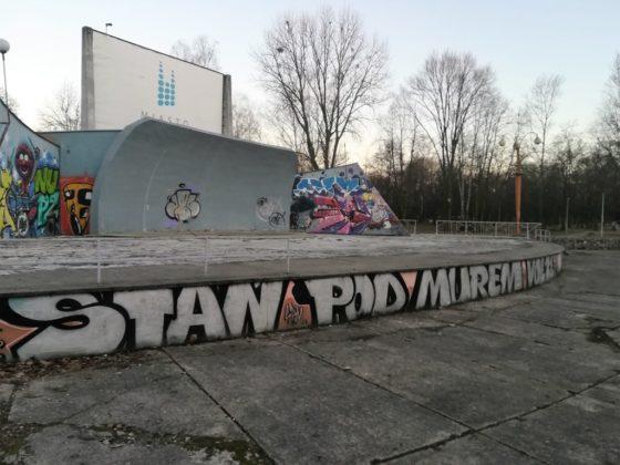 Amfiteatr w czeladzkim Parku Grabek – fot. UM Czeladź