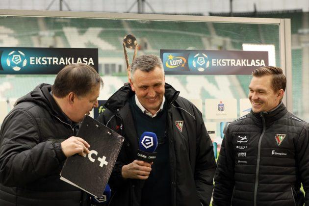 Śląsk Wrocław - Zagłębie Sosnowiec 2:0 – fot. zaglebie.eu