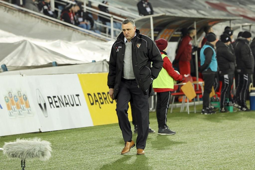 Valdas Ivanauskas - fot. Marek Rybicki