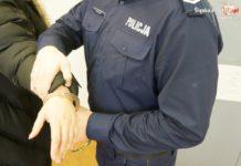 Nieuczciwa sprzedawczyni - fot. KPP w Będzinie