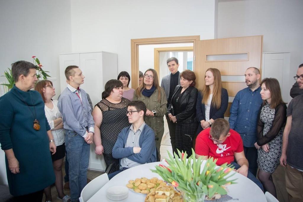 Mieszkanie treningowe w Sosnowcu - fot. UM Sosnowiec